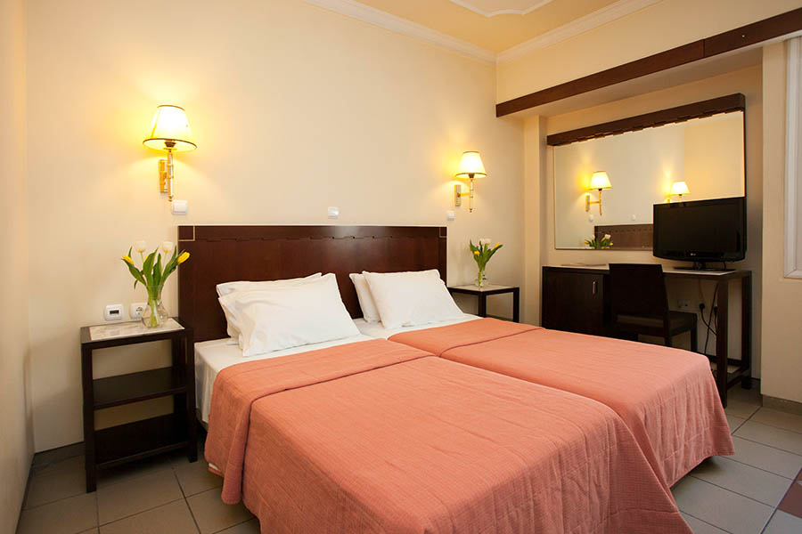 Pythagorion Hotel Single rooms