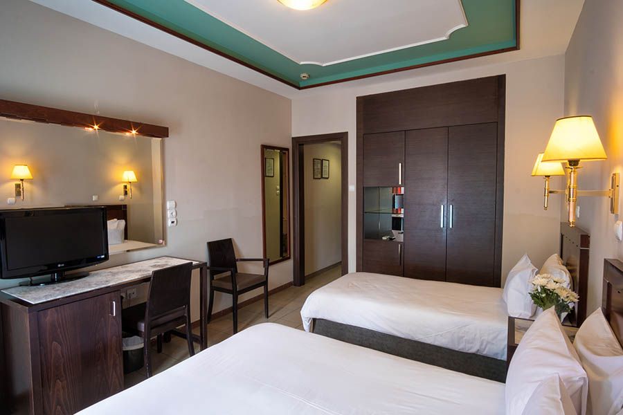 Pythagorion Hotel Triple rooms