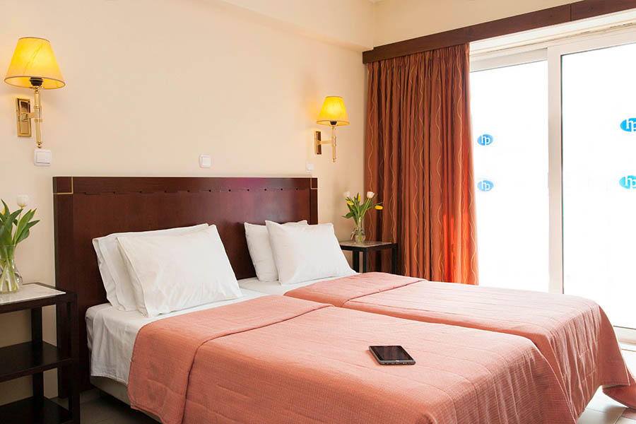 Pythagorion Hotel Double rooms