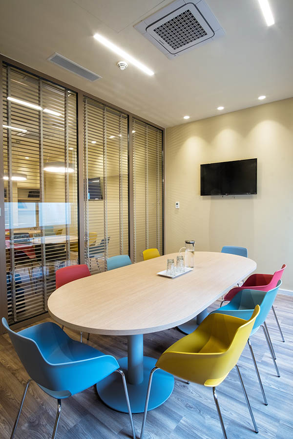 Pythagorion Hotel Meeting Room